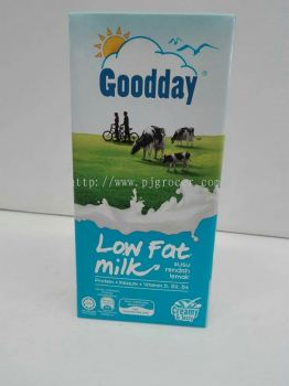 Goodday Low Fat Milk 1L