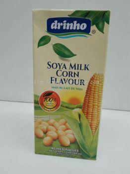 Drinho Soya Corn Flavour 1L