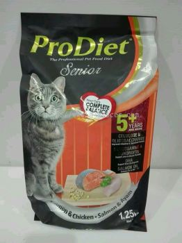 ProDiet Salmon & Chicken 1.25kg