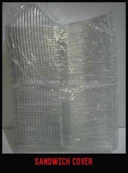 Plastik Sandwich Cover 100's