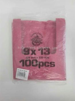 Plastik bag 9x13 (100pcs)