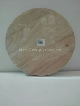 Wooden Round Rolling Board