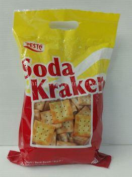 Pesta Soda Crackers 350gm