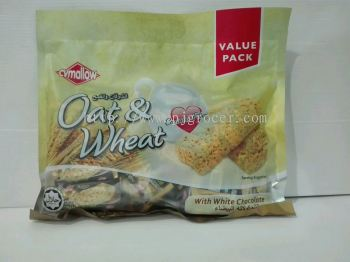 Cvmallow Oat& Wheat with White Chocolate 400gm