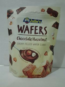 Julie's Chocolate Hazelnut wafer 150gm