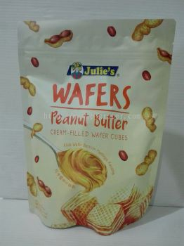 Julie's Peanut Butter Wafer 150gm