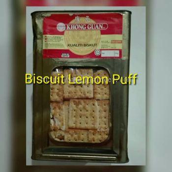 Khong Guan Lemon Puff 3.5kg