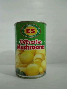 Edible Specialities whole Mushroom 425g