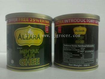 Alzara Ghee 500g