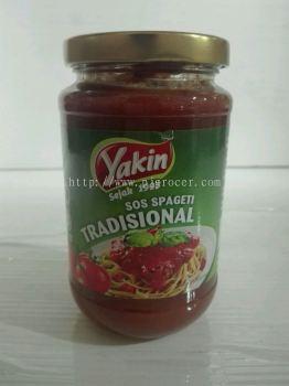 Yakin Traditional Spaghetti 350g