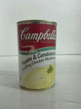 Campbell's Creamy Chicken Mushroom 305g