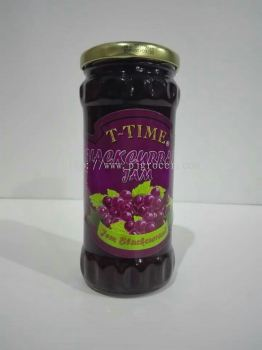 T Time Blackcurrant Jam 440gm