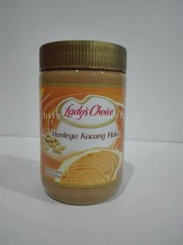 Lady's Choice Thick& Creamy Peanut Butter 500gm