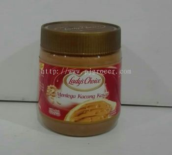 Lady's Choice Super Chunk Peanut Butter 340gm