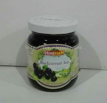 Homefarm Blackcurrant Jam 240gm
