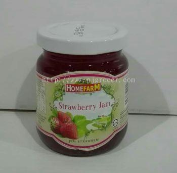 Homefarm Strawberry jam 240gm