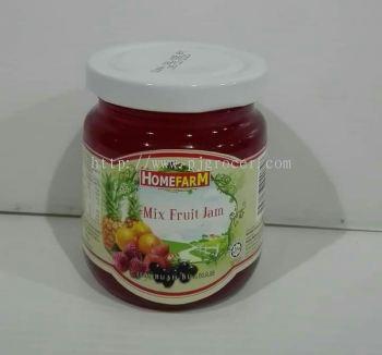 Homefarm Mix Fruit Jam 240gm