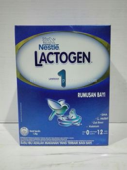 Nestle Lactogen Step 1 [650gm x2]