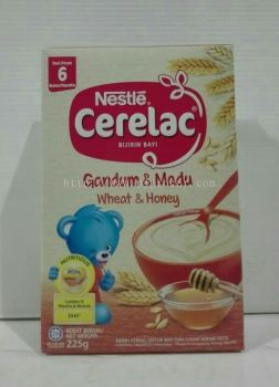 Nestle Cerelac Wheat & Honey 225g