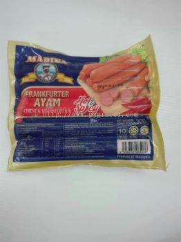 Marina Chicken Frunkfurter H&S 300gm