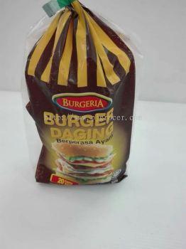 Burgeria Burger Ayam 900gm