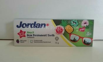 Jordan Step 2 New Permanent Teeth 75gm