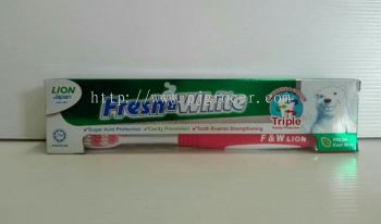 Fresh& White Fresh Cool Mint 160gm