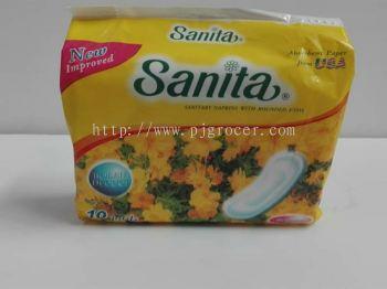 Sanita Poly 8's