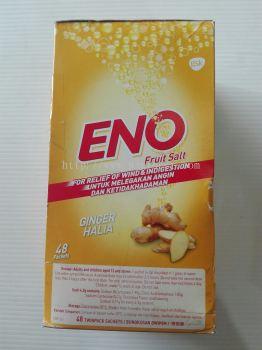 Eno Fruit Salt Ginger 48's