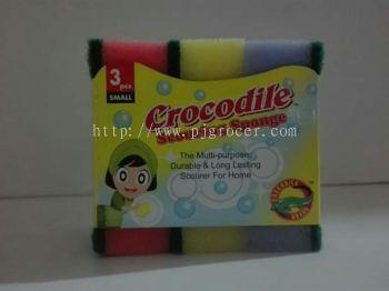Crocodile Scouring Sponge