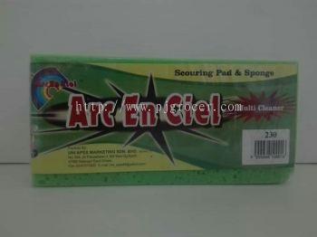 AEC Scouring Pad & Sponge Multi Cleaner