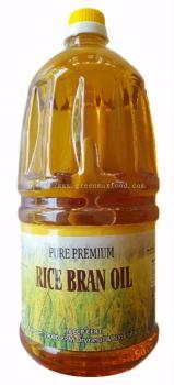 Pure Premium Rice Bran Oil