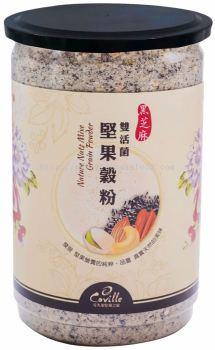 Black Sesame Nature Nuts Mixed Grain Powder (550g)