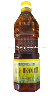 Pure Premium Rice Bran Oil 1L