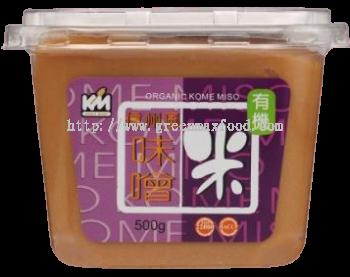 Organic Rice Miso