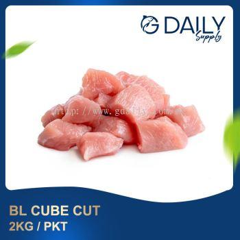 BL Cube Cut