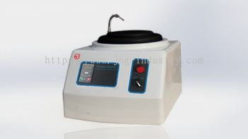 JG-159 Metallographic Sample Grinding Polishing Machine