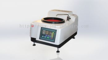 JG-163 Metallographic Sample Grinding Polishing Machine