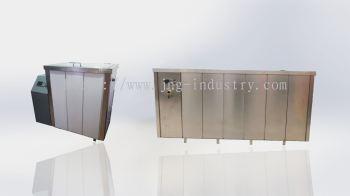 JG-405C Cooling Water Tank