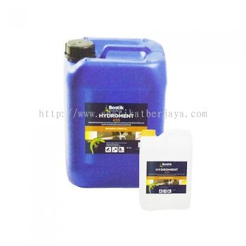 BOSTIK HYDROMENT 425 HIGH PERFORMANCE ACRYLIC ADDITIVE FOR WATER RESISTANT & MORTAR STRENGTHENING