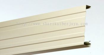 FASCIA BOARD G27 (0.40MM) X 6M
