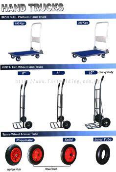 Iron Bull Trolley (Heavy Duty)