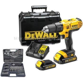 DEWALT DCD776C2A 18V 1.3AH CORDLESS HAMMER DRILL