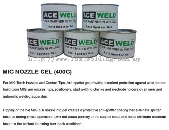 Anti spatter gel (400gram)