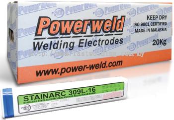 POWERWELD 309L S/S ELECTRODE