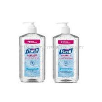 Purell Advanced Hand Sanitizer 8oz