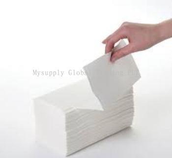M Fold Paper Hand Towel