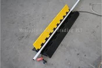 Cable Hose Hump Rubber - 2 channel  800mm (L)