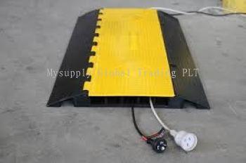 Cable Hose Hump Rubber  5 channel  800mm (L)