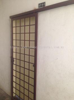 (R0987) Apartment for Rent at (Bandar Putera, Klang)